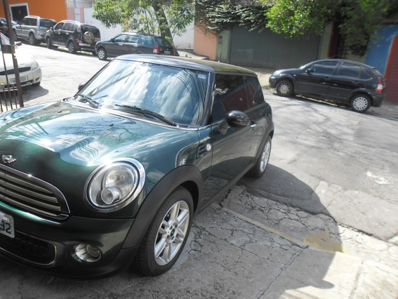 Mini Cooper 1.6 Salt 3p Cambio Manual