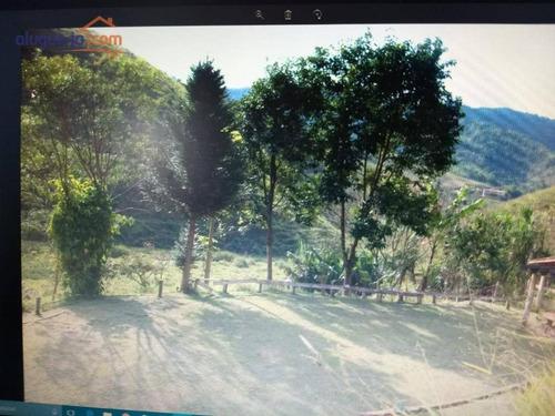 Vendo Sitio 9 Alqueires -  Monteiro Lobato - Ch0206