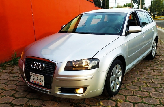 Audi A3 1.8 T Fsi Spb Attraction Plus Dsg 2007