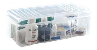 Caja Organizadora Vanyplas 5 L Transparente Caja Org Tk499