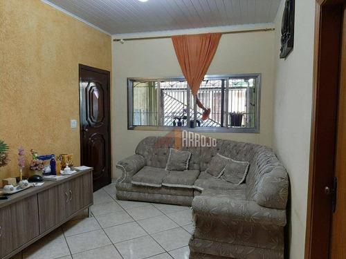 Imagem 1 de 30 de Casa Com 3 Dormitórios À Venda, 267 M² Por R$ 900.000,00 - Vila Marieta - São Paulo/sp - Ca0918