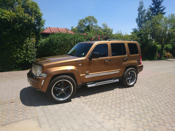 Jeep Liberty Limited 3.7 3.7 At 4x4 Full 2012