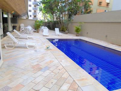 Apartamento Para Alugar No Bairro Enseada Em Guarujá - Sp. - Enl284-2