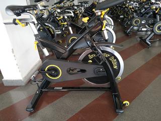 Bicicleta Indoor Randers Max Usada