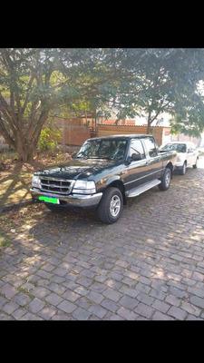 Ford Ranger 2.8 Xlt Cab. Dupla 4x2 4p 2003