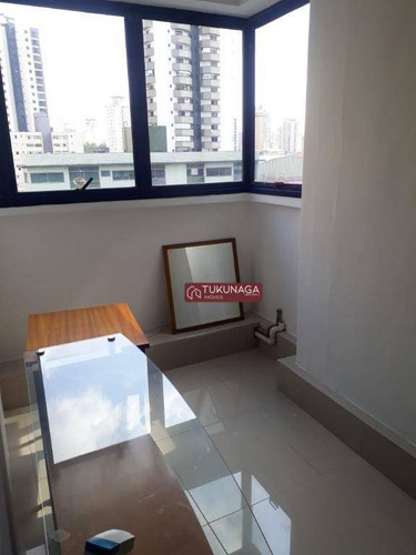 Sala Para Alugar, 37 M² Por R$ 1.300,00/mês - Tucuruvi - São Paulo/sp - Sa0160