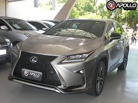 Lexus Rx350 F-sport 3.5 V6 24v Gasolina 4p Automático