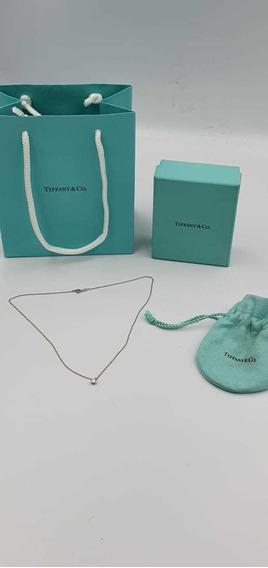Collar Tiffany C Mini Diamante Original Tiffany Tiffany & Co