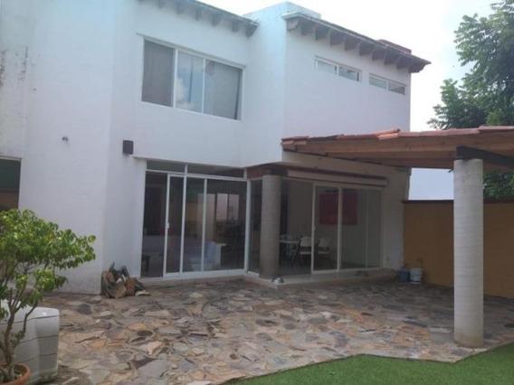 Casa Sola En Renta Rinconada La Virgen (el Mimbre)