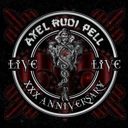 Axel Rudi Pell Xxx Anniversary Live Cd Us Import