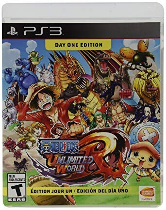 One Piece Ultimated World Red Dlc Day One Mídia Física Ps3