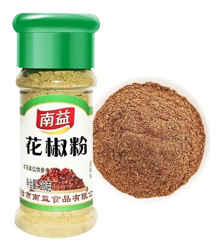 Pimienta De Sichuan En Polvo En Frasco 25g