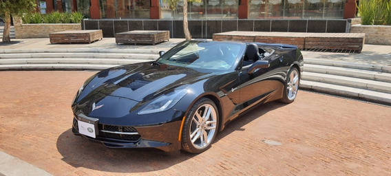 Chevrolet Corvette Convertible 2018
