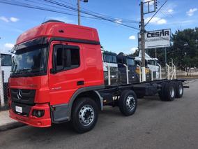 Mb 2430 2015 Bitruck 4 Eixo Completo
