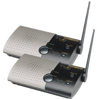 Unidades Intercomunicación-portátil Doble Intercom Msi