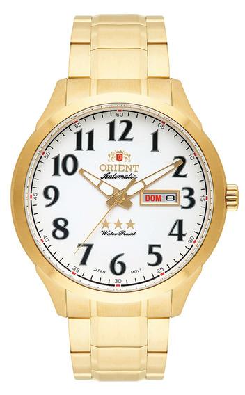 Relógio Orient Masculino 469gp074 S2kx