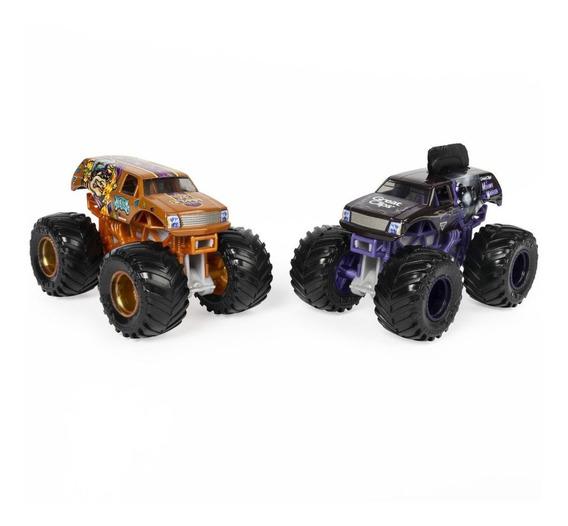 Monster Jam Truck Carrinhos Mohawk X Jester 1:64 Sunny 2020