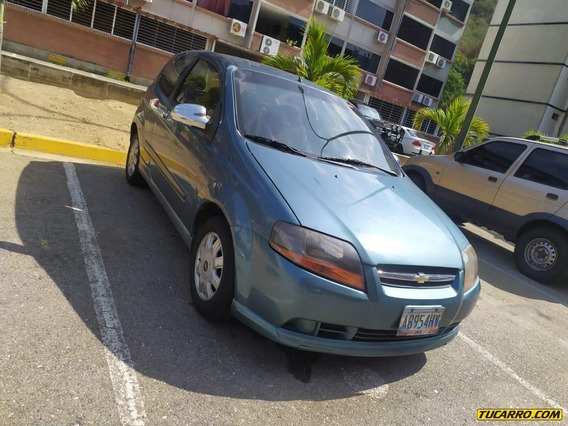 Chevrolet Aveo Sincronico 2 Ptas