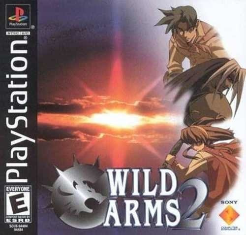 Wild Arms 2 Patch Ps1 Fte Unic
