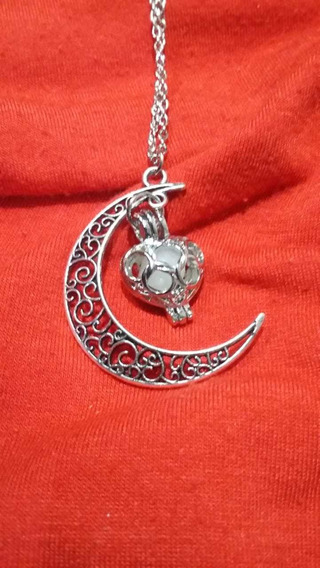 Collar Luna Creciente Open House