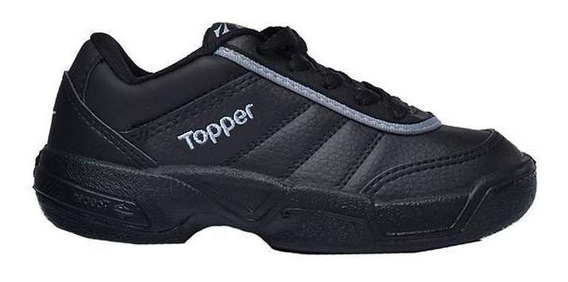 Zapatillas Topper Tie Break Kids 28321