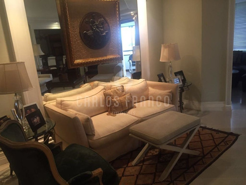Apartamento Reformado Lindo. - Cf67515