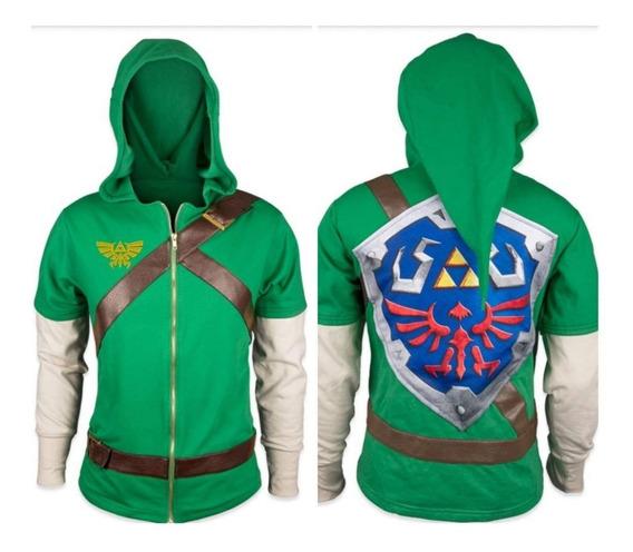 Chamarra Zelda Link