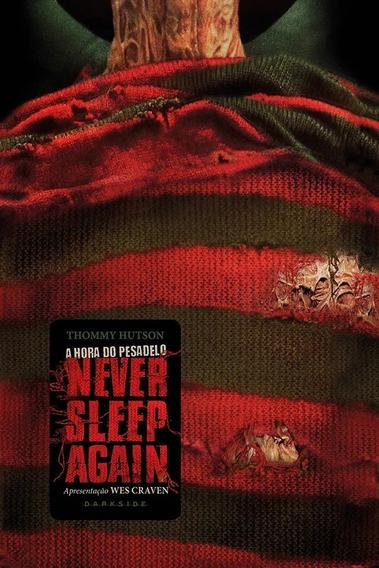 Livro A Hora Do Pesadelo Never Sleep Again Darkside Books