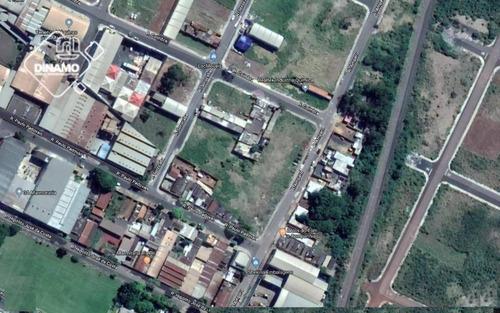 Terreno À Venda - Vila Elisa - Ribeirão Preto/sp - Te0539