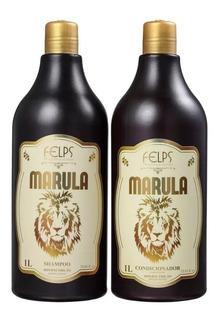 Felps Kit Marula Duo Salão (2 Produtos)