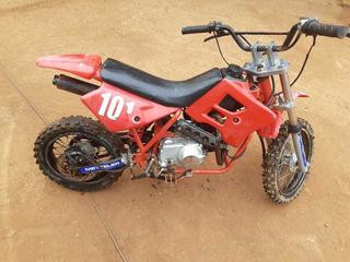 Mini Moto De Trilha 125cc