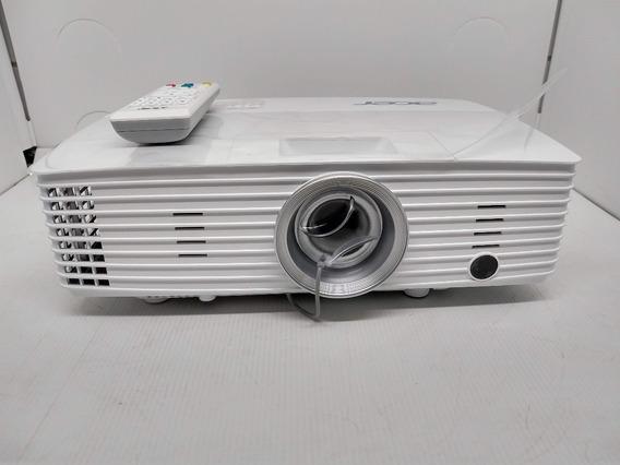 Projetor Datashow Acer P1185 Hdmi 3200 Lumens Dlp Svga 3d