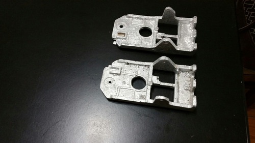 Bases Internas Para Kia Cerato En Aluminio
