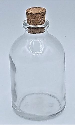 20 Frasco De Vidro 50ml Garrafinha  Potinho Penicilina