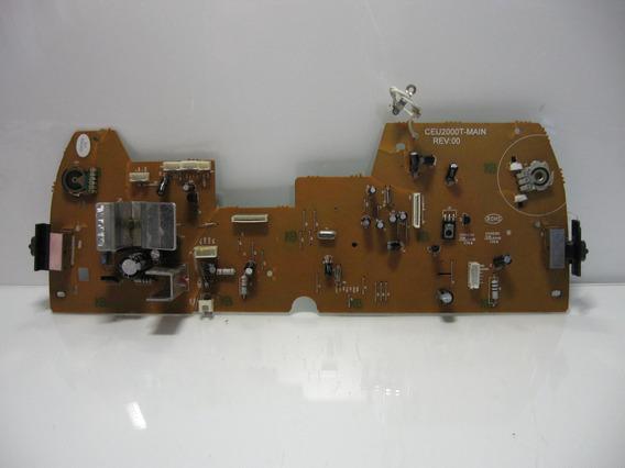 Placa Ceu2000t-main Rev:00 Toshiba Tr7049uti