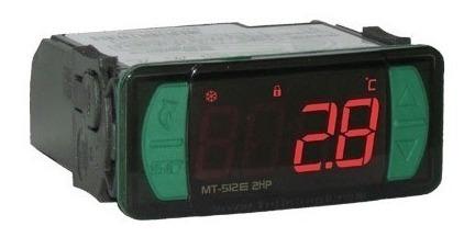 Controlador Digital De Tempèratura Full Gauge Mt-512e 2hp