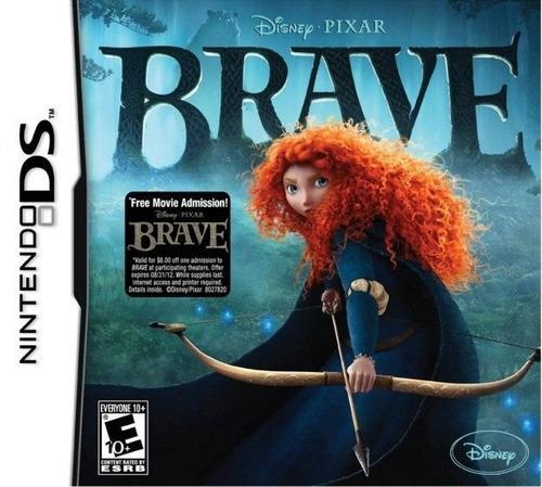 Juego Brave Valiente Nintendo Ds Nuevos Sellados Disney