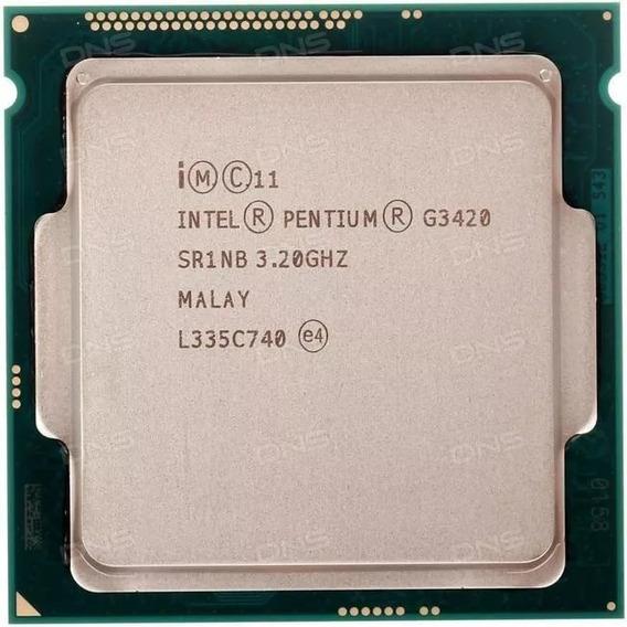 Processador Intel G3420 3.2 Ghz 3mb Lga 1150