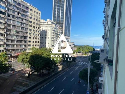 Apartamento À Venda, 1 Quarto, Copacabana - Rio De Janeiro/rj - 25573
