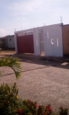 Casa Lista Para Habitar En Tinaquillo