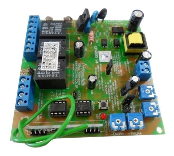 Placa Central Eletrônica Portão Eletrônico Peccinin 4000 V4