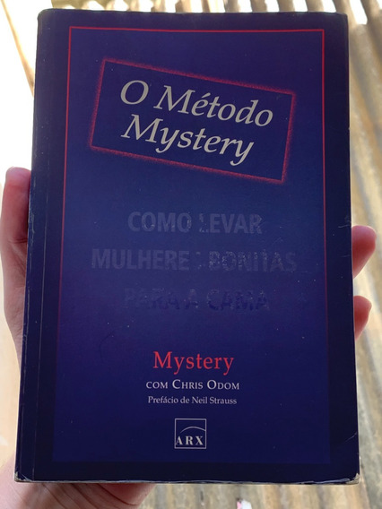 Livro O Método Mystery
