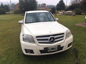 Mercedes Benz Glk 300 4 Matic 4x4 Blanca $250000 Y Cuotas