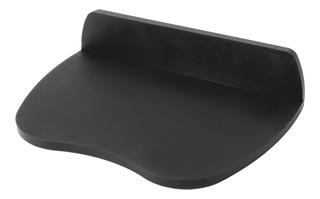 Tamper Mat Espesar Silicona Caf/é Polvo Tamper Pad Holder Tamping Mat Cocina Herramientas de caf/é Negro