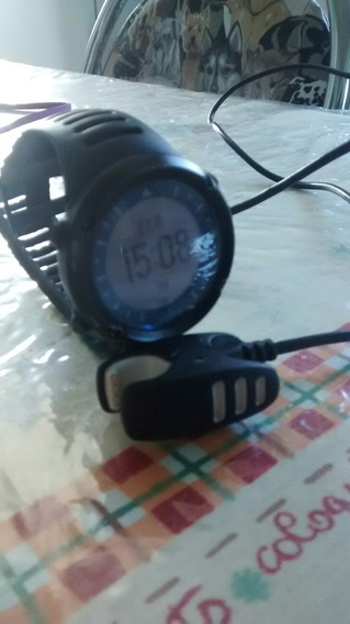 Relogio Suunt Hambit 2 Com Carregador Marcador Cardiaco Gps.