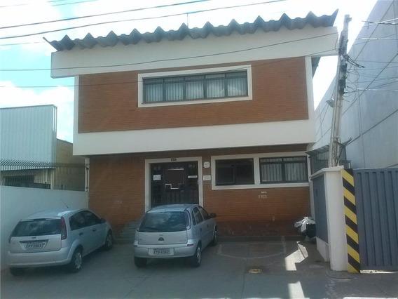 Barracão Industrial Para Locação, Jardim Santa Genebra, Campinas. - Ba0291