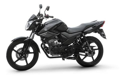 Fazer 150 0 Km Preto Fosco Yamaha