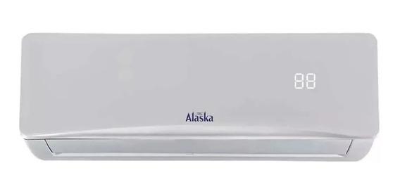 Aire acondicionado Alaska split frío/calor 3000 frigorías blanco 220V ALS35WCCR