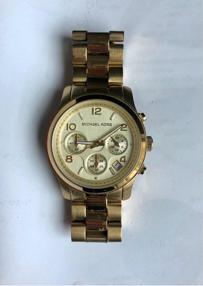 Reloj Michael Kors Original Usado