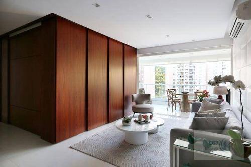 Excelente Apartamento - Boulevard Tamboré - Ap1741